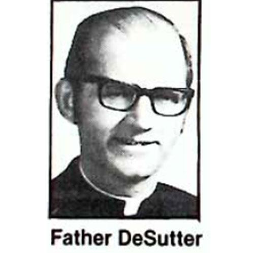 Rev. Gilbert Desutter