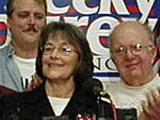 Becky Lourey in 2002 photo