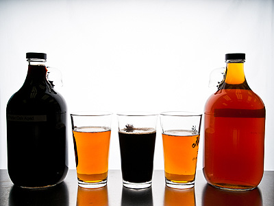 Crowdsourced micro-brewery