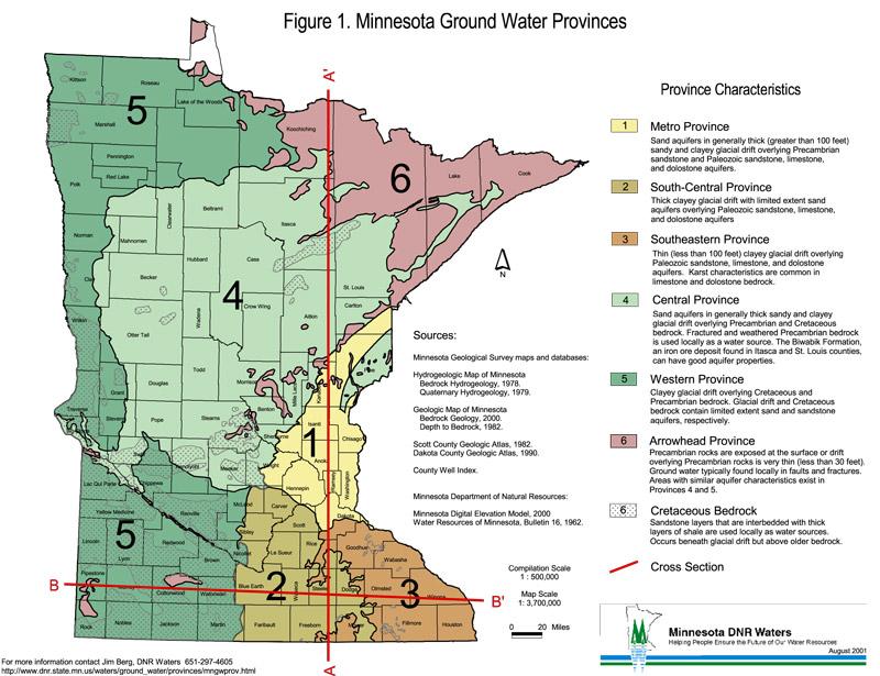 Beneath The Surface Ground Level Minnesota Public Radio News - Where is minnesota